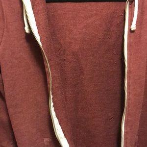 Forever 21 Sweaters - Zipper Hoodie